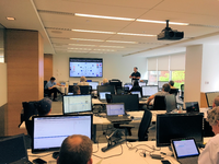 Training class for Geosoft's UX-Analyze Software